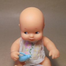 Muñecas Lesly y Barriguitas: MUÑECA BARRIGUITAS - DE SIEMPRE - PRIMEROS ACCESORIOS. Lote 191655271