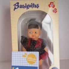 Muñecas Lesly y Barriguitas: BARRIGUITAS CHILENA. DE LA COLECCIÓN BARRIGUITAS DEL MUNDO. PLANETA AGOSTINI. Lote 191798950