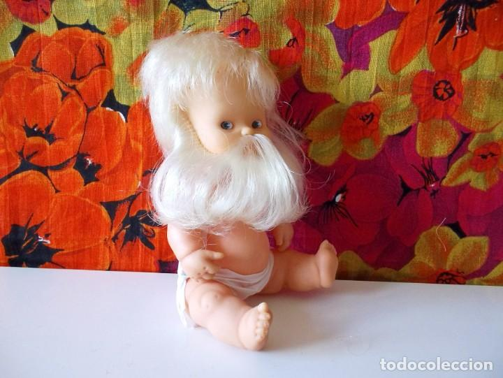 Muñecas Lesly y Barriguitas: BARRIGUITAS ENANITO-GNOMO DEL BOSQUE CON BARBA BLANCA-97 NUCA - Foto 6 - 192048793
