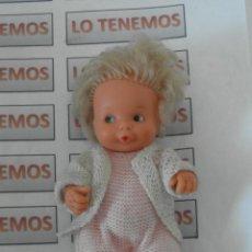 Muñecas Lesly y Barriguitas: PRECIOSA BARRIGUITAS, BESITOS,FAMOSA CON ROPA. Lote 192133996