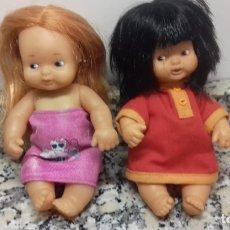 Muñecas Lesly y Barriguitas: DOS BARRIGUITAS DE FAMOSA. Lote 192624305