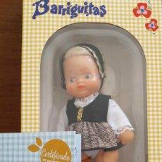 Muñecas Lesly y Barriguitas: BARRIGUITAS ISLANDESA. DE LA COLECCIÓN BARRIGUITAS DEL MUNDO. PLANETA AGOSTINI. Lote 192627673