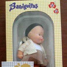 Muñecas Lesly y Barriguitas: BARRIGUITAS AUSTRALIANA. DE LA COLECCIÓN BARRIGUITAS DEL MUNDO. PLANETA AGOSTINI. Lote 192629866