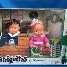 Muñecas Lesly y Barriguitas: BARRIGUITAS - PACK BARRIGUITAS DE FAMOSA DE SIEMPRE VER FOTOS! SM. Lote 192889162