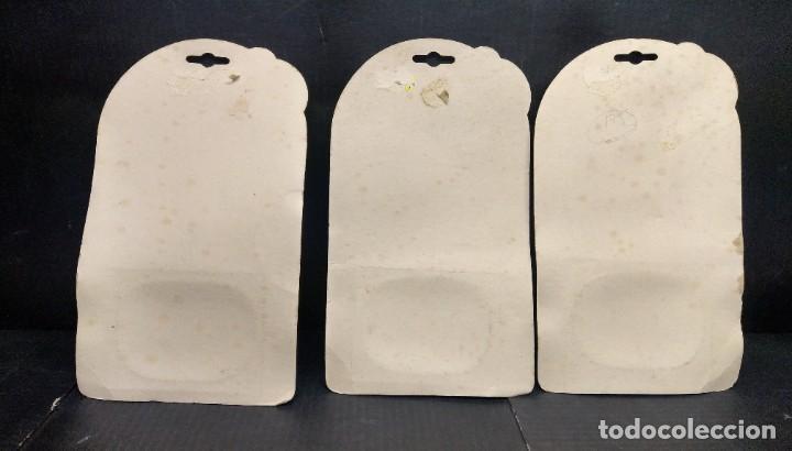Muñecas Lesly y Barriguitas: Lote 3 blister de colgante con identificación de barriguitas - Foto 2 - 193282456