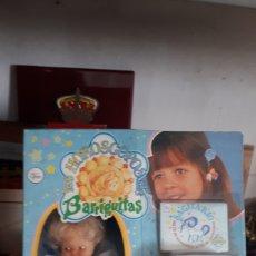 Muñecas Lesly y Barriguitas: BARRIGUITAS HORÓSCOPO SAGITARIO EN CAJA. Lote 194259306