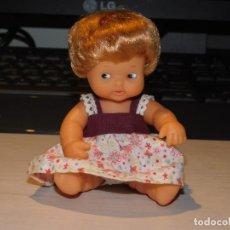 Muñecas Lesly y Barriguitas: BARRIGUITAS, MARCADA 97 FAMOSA. VESTIDO ARTESANAL. INF. 2 FOTOS. Lote 194261266