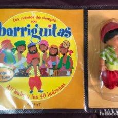 Muñecas Lesly y Barriguitas: BARRIGUITAS FAMOSA CUENTOS COLECCION SALVAT 2003 - FASCICULO 24 + ALI BABA Y LOS CUARENTA LADRONES. Lote 194304116