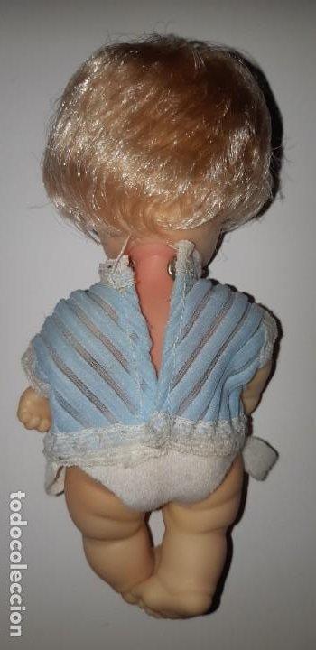 Muñecas Lesly y Barriguitas: MUÑECO BARRIGUITAS CON CAMISETA AZUL ORIGINAL FAMOSA - Foto 2 - 194340356
