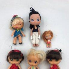 Muñecas Lesly y Barriguitas: MUÑECAS FAMOSA BARRIGUITAS ETC. Lote 194690563