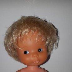 Muñecas Lesly y Barriguitas: MUÑECA BARRIGUITAS BESITOS DE FAMOSA. Lote 194871010
