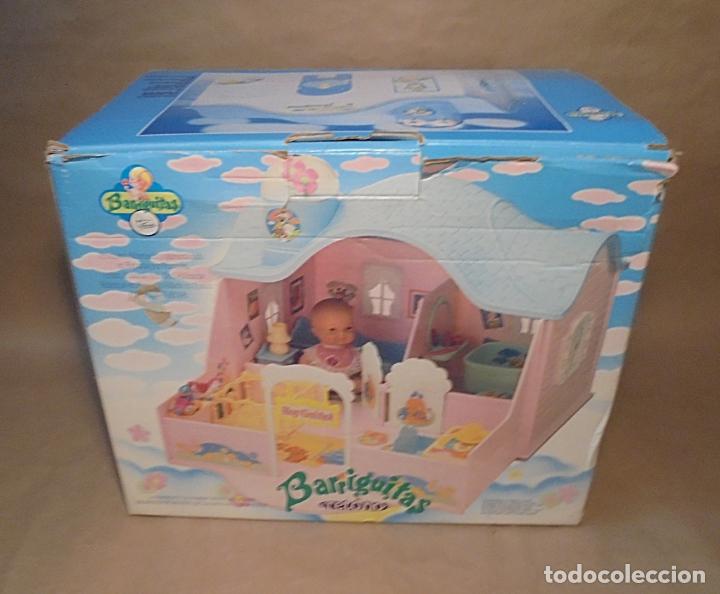 GUARDERÍA MUÑECA BARRIGUITAS - AÑOS 80 - RETOÑO (Juguetes - Muñeca Española Moderna - Barriguitas)