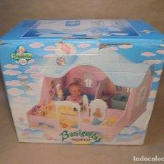 Muñecas Lesly y Barriguitas: GUARDERÍA MUÑECA BARRIGUITAS - AÑOS 80 - RETOÑO. Lote 194905306