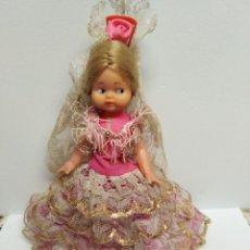 Muñecas Lesly y Barriguitas: MUÑECA TIPO BARRIGUITAS . Lote 194953021