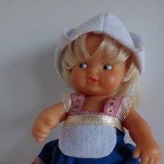 Muñecas Lesly y Barriguitas: BARRIGUITAS PAÍSES - HOLANDA. Lote 195031926