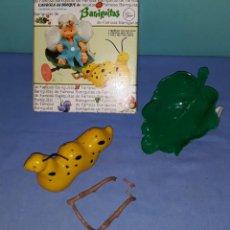 Muñecas Lesly y Barriguitas: CARROZA DEL BOSQUE DE BARRIGUITAS DE FAMOSA AÑOS 70/80 . Lote 195086738