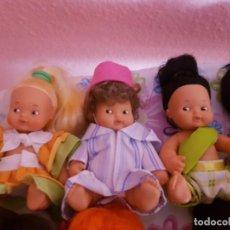 Muñecas Lesly y Barriguitas: LOTE DE 17 BARRIGUITAS. Lote 195090826