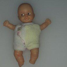 Muñecas Lesly y Barriguitas: BARRIGUITAS PELONCETE CON CUERPO BLANDITO. TIENE ALGUNA PEQUEÑA MANCHA DE TINTA. Lote 195106831