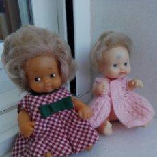 Muñecas Lesly y Barriguitas: LOTE DE 2 ANTIGUAS BARRIGUITAS. Lote 195129022
