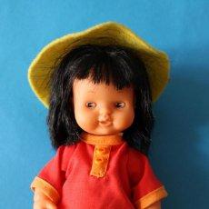 Muñecas Lesly y Barriguitas: BARRIGUITAS DEL MUNDO - CHINA - FAMOSA - SALVAT - 2003. Lote 195155358