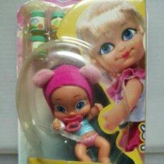 Muñecas Lesly y Barriguitas: BLISTER BEBE BARRIGUITAS NEW 2010 . Lote 195247677