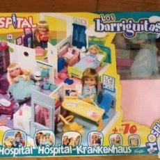 Muñecas Lesly y Barriguitas: HOSPITAL BARRIGUITAS. Lote 195300208