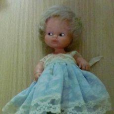Muñecas Lesly y Barriguitas: MUÑECA BARRIGUITAS RUBIA AÑOS 70 . Lote 195312322