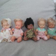 Muñecas Lesly y Barriguitas: LOTE BARRIGUITAS DE FAMOSA. Lote 195379775