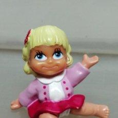 Muñecas Lesly y Barriguitas: FIGURA, EN PVC MASCOTA BEBE BARRIGUITAS . Lote 195442130