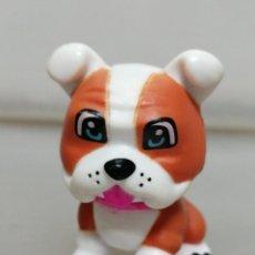 Muñecas Lesly y Barriguitas: FIGURA, EN PVC MASCOTA BEBE BARRIGUITAS . Lote 195442142