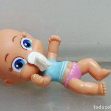 Muñecas Lesly y Barriguitas: FIGURA, EN PVC MASCOTA BEBE BARRIGUITAS . Lote 195442183