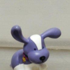 Muñecas Lesly y Barriguitas: FIGURA, EN PVC MASCOTA BEBE BARRIGUITAS . Lote 195442206
