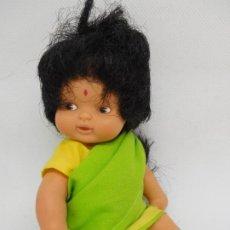 Muñecas Lesly y Barriguitas: M69 BARRIGUITAS DEL MUNDO. INDÚ. BARRIGUITA INDIA. . Lote 195548428