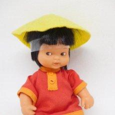 Muñecas Lesly y Barriguitas: M69 BARRIGUITAS DEL MUNDO. CHINITO. BARRIGUITA CHINA.. Lote 195548688