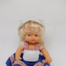 Muñecas Lesly y Barriguitas: M69 BARRIGUITAS DEL MUNDO. HOLANDESA. BARRIGUITA HOLANDA.. Lote 195549037