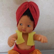 Muñecas Lesly y Barriguitas: ANTIGUA BARRIGUITAS DE FAMOSA TURQUÍA 97 EN NUCA. Lote 196448312