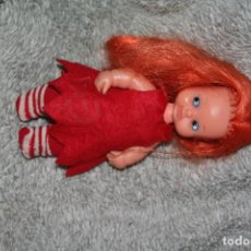 Muñecas Lesly y Barriguitas: MUÑECA BARRIGUITAS BRUJA BRUJITA . Lote 196799910