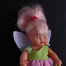 Muñecas Lesly y Barriguitas: BARRIGUITAS CAMPANILLA DE LA SERIE CUENTOS - PETER PAN. Lote 196842371
