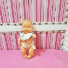 Bonecas Lesly e Barriguitas: BARRIGUITAS RETOÑO OJOS CERRADOS. Lote 198286385