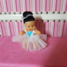 Muñecas Lesly y Barriguitas: BARRIGUITAS EL LAGO DE LOS CISNES SERIE CUENTOS.. Lote 198357272