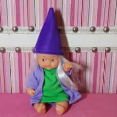 Bonecas Lesly e Barriguitas: BARRIGUITAS MERLIN EL ENCANTADOR.. Lote 198361711