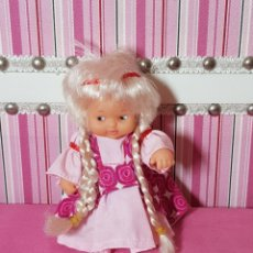 Muñecas Lesly y Barriguitas: BARRIGUITAS RAPUNZEL SERIE CUENTOS. Lote 198362073
