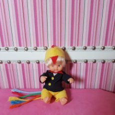 Muñecas Lesly y Barriguitas: BARRIGUITAS LOS MUSICOS DE BREMEN SERIE CUENTOS. Lote 198362368