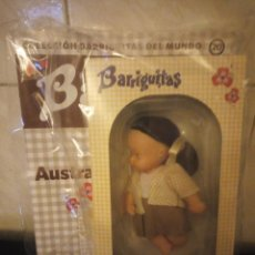 Muñecas Lesly y Barriguitas: BARRIGUITAS DEL MUNDO AUSTRALIANA Nº 20 ,2019 PLANETA DE AGOSTINI,EN CAJA CON FASCICULO,SIN ESTRENAR. Lote 199249697