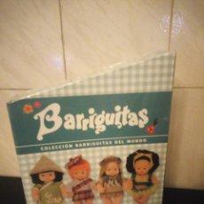 Muñecas Lesly y Barriguitas: ARCHIVADOR BARRIGUITAS DEL MUNDO,PLANETA DE AGOSTINI 2019. Lote 199250418