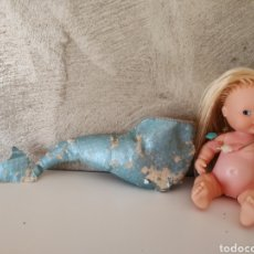 Muñecas Lesly y Barriguitas: BARRIGUITAS SIRENITA. Lote 199294907