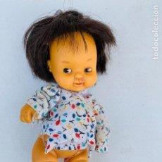 Muñecas Lesly y Barriguitas: ANTIGUO BARRIGUITAS - BARRIGUITA MORENO - . Lote 199355266
