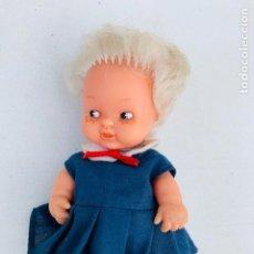 Muñecas Lesly y Barriguitas: ANTIGUO BARRIGUITAS - BARRIGUITA COLEGIAL - ROPA ORIGINAL . Lote 199355511