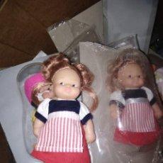 Muñecas Lesly y Barriguitas: BARRIGUITAS FAMOSA COLECCIÓN SALVAR NUEVA EN BLISTER. Lote 248955690