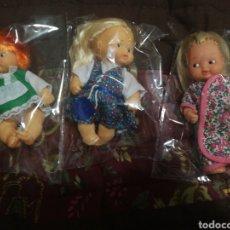 Muñecas Lesly y Barriguitas: LOTE BARRIGUITAS. Lote 201274220